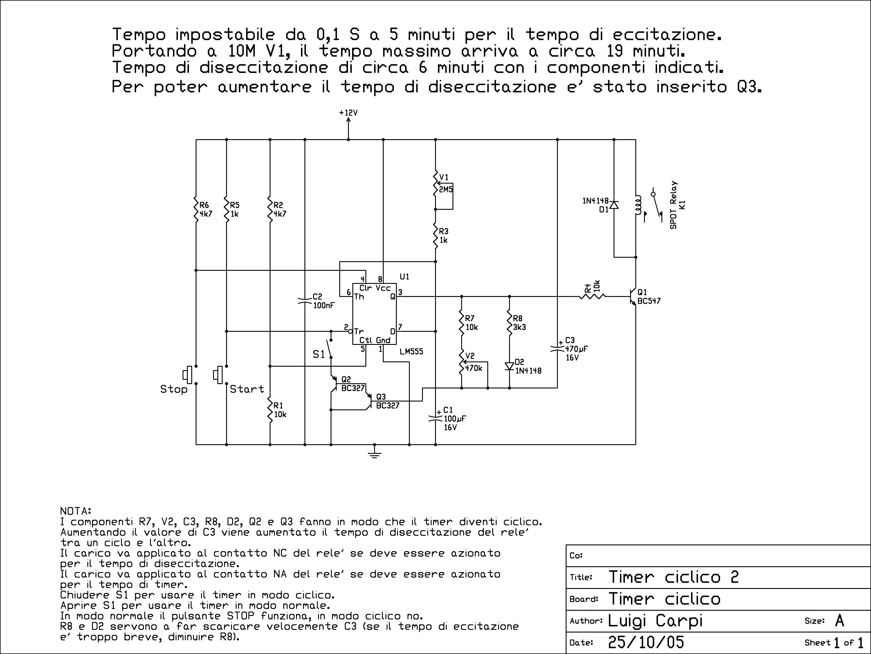 Schema Elettrico Relè : Modifica impianto elettrico posizione e frecce a led e sotto